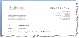 Bob Diamond Memo 7/1/08