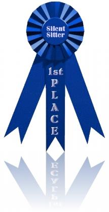 Silent Sitter Award